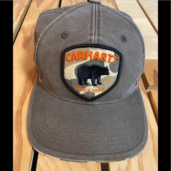 Carhartt adjustable cap